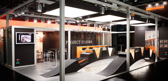 Project Floors - Euroshop 2008